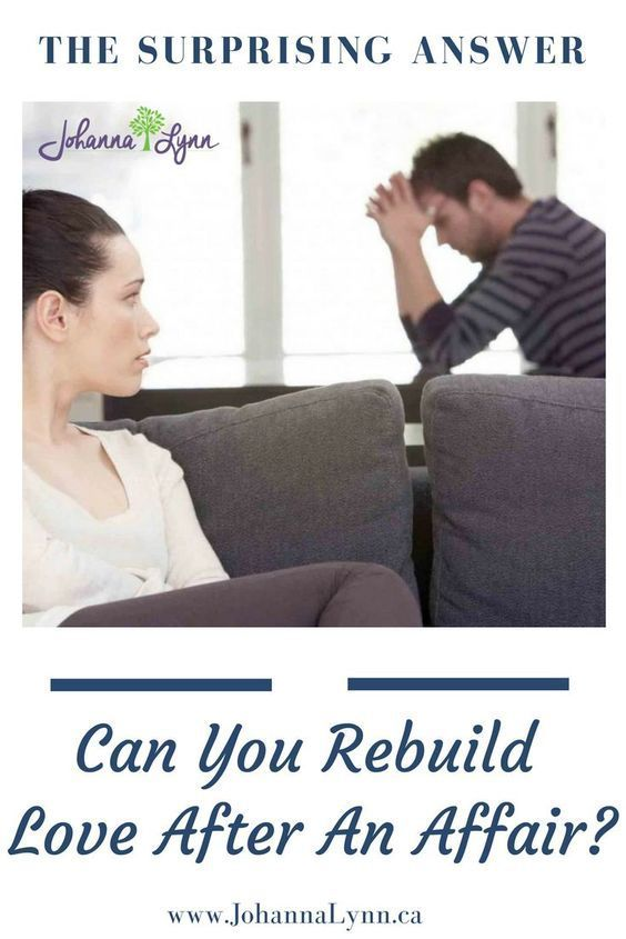 Rebuilding Love After An Affair | Psychology - Mental Health