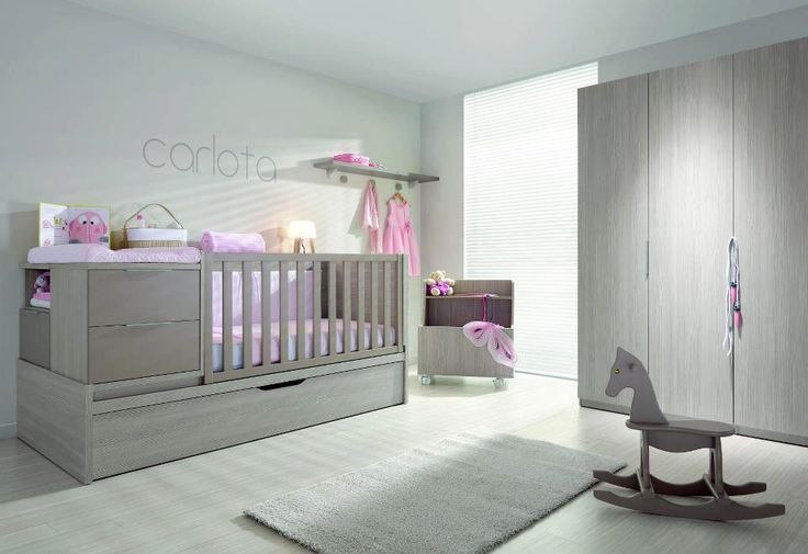 Really nice! Baby bedroom