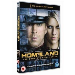 Homeland: Season 1 Box Set (4 Discs)