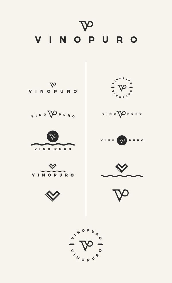 2013 Logo Collection by Elia Pirazzo , via Behance
