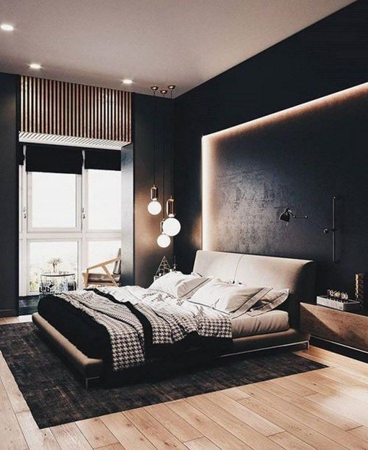 ✔49 modern master bedroom design ideas 44