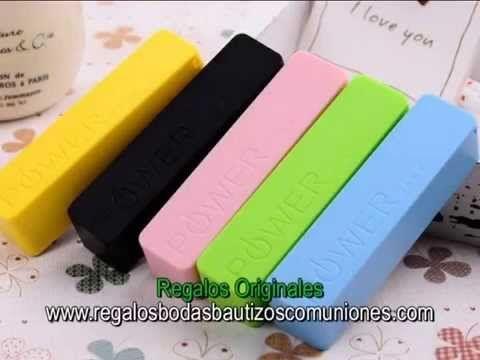 Bateria Cargador USB para moviles