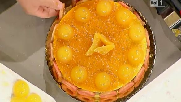 Torta all'arancia di Sal de Riso
