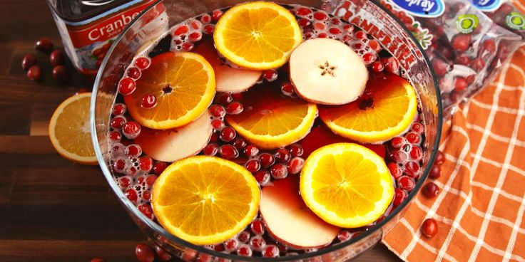 Best Thanksgiving Jungle Juice Recipe - How to Make Thanksgiving Jungle Juice