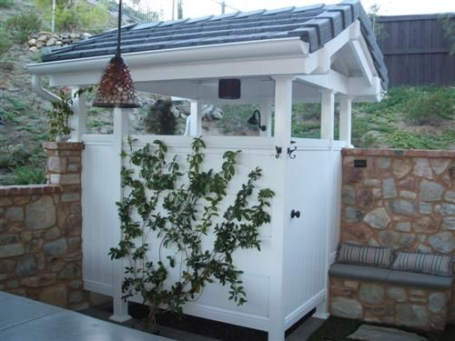 Outdoor Pool Bathroom Ideas find this pin and more on outdoor bathroompoolhouse pool outdoor shower design ideas Find This Pin And More On Pool Bathroom Outdoor Shower Design Ideas