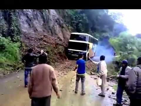 Дорога смерти: экстремальная North Yungas Road в Боливии