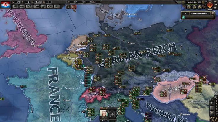 Hearts of Iron IV - Luxembourg Survival - Part 7