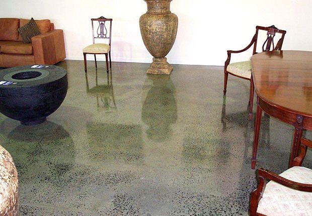 Polished Concrete Online Showroom & Gallery - Grind and Seal