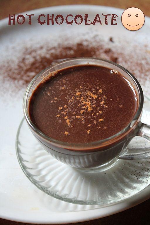 YUMMY TUMMY: Homemade Hot Chocolate Recipe / How to Make Hot Chocolate