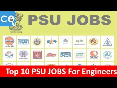 Top 10 PSU Jobs for Engineers | English - http://LIFEWAYSVILLAGE.COM/career-planning/top-10-psu-jobs-for-engineers-english/