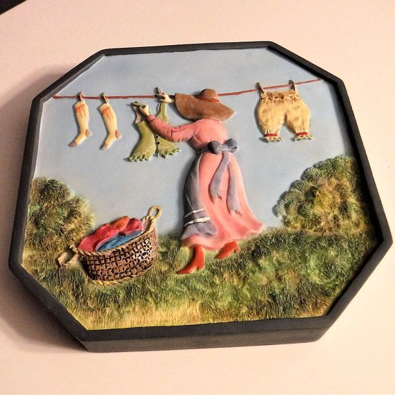Laundry Plaque Laundry Room Wall Plaque Lady Hanging Clothes Wall Decor Laundry Room Sign L Laundry Room Wall Decor Vintage Laundry Room Laundry Room Signs