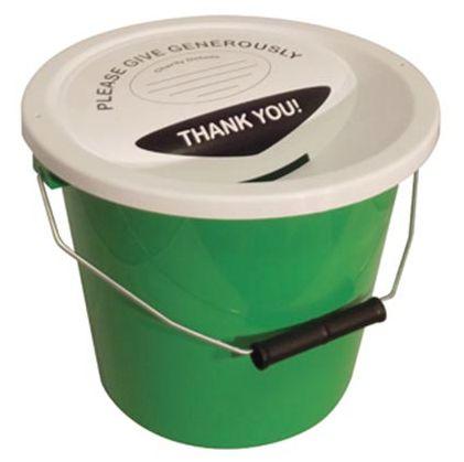Help fill the bucket