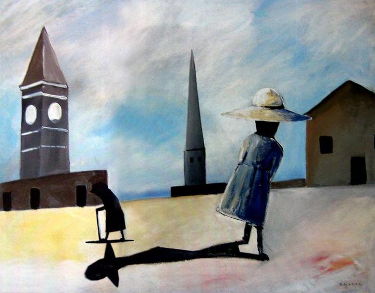 Charles Blackman Schoolgirl