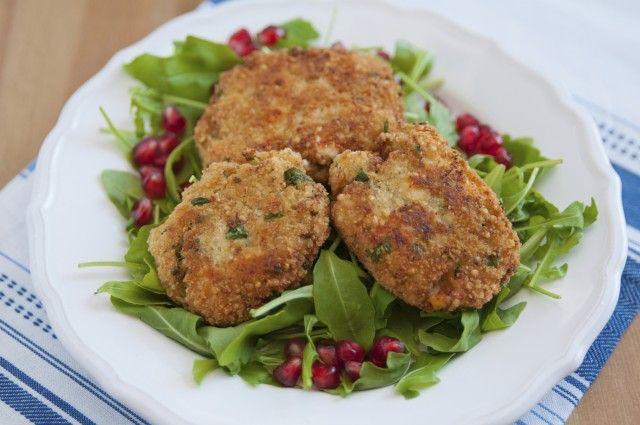 Hamburger vegetali di quinoa: la ricetta per un pasto leggero e nutriente