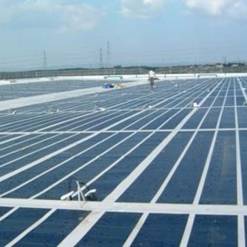 Une centrale solaire pour l'aéroport de Montpellier