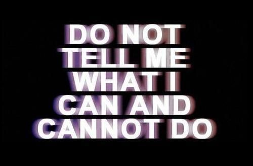 i tell him this..so he will..I enjoy being controlled..and being defiant as he so lovingly calls it