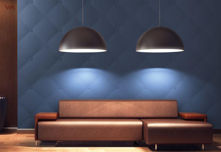 Panele dekoracyjne 3D. Via Panels.