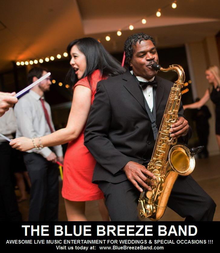 "Wedding Jazz Bands: 11 Best Wedding Bands ""Motown R&B Soul Bands"" Los Angeles"