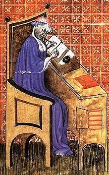 Nicolás Oresme o Nicolás de Oresme (Fleury-sur-Orne, c. 1323 - Lisieux, 11-7-1382) fue un genio intelectual de la escolástica tardía y quizás el pensador más original del s. XIV, por su actividad como economista, matemático, físico, astrónomo, filósofo, psicólogo, y musicólogo. Fue también un teólogo reconocido y obispo de Lisieux, traductor y consejero del rey Carlos V de Francia. Uno de los principales artífices de la renovación medieval, previa a la revolución científica moderna