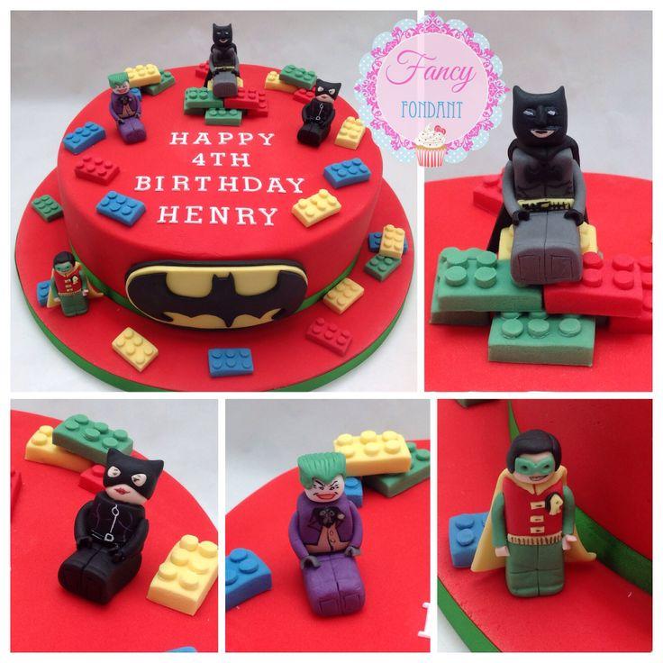 Batman Fondant Cake Pictures