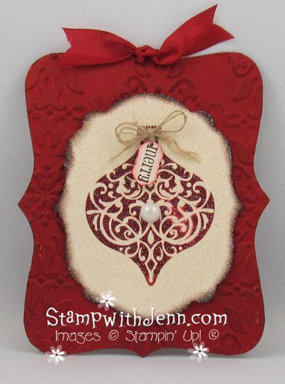 ornament christmas tagsk nice shape for a frame for cross stitch as well