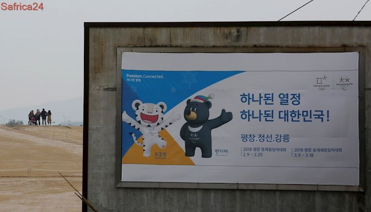 Two Koreas plan to march together at Winter Olympics opening