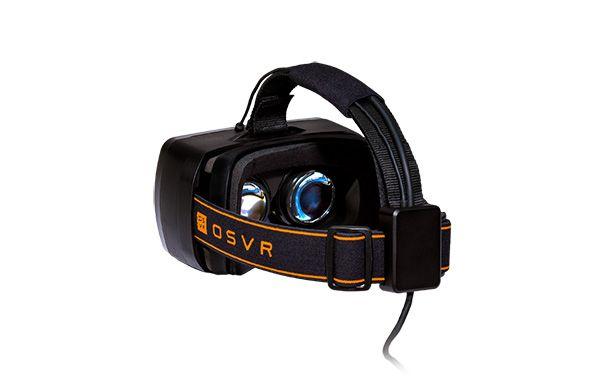 Steam VR Oyunları OSVR'a Eklendi