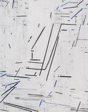 Eve Aschheim, 'Triple Steel' 2006.