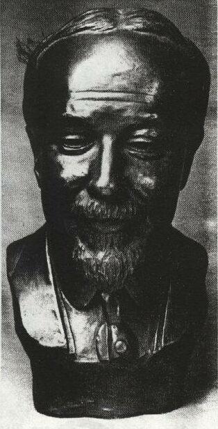 Dr. Walter Gray Crump 1932 - Augusta Savage scultptor