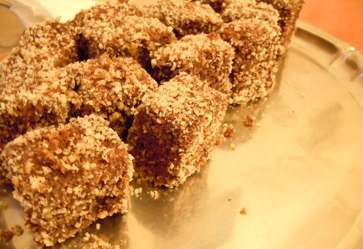 Diós csokoládékocka – mennyei édesség, amit nem lehet megunni!