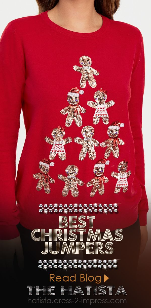 Where to find the Best Christmas Jumpers. There are some
