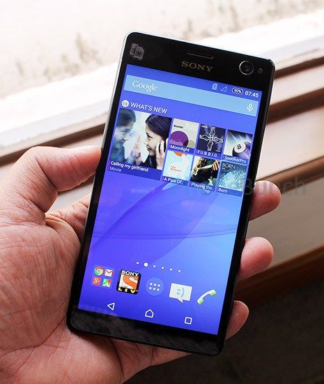 Sony Xperia C4 Dual, Suitable For Selfies Addict