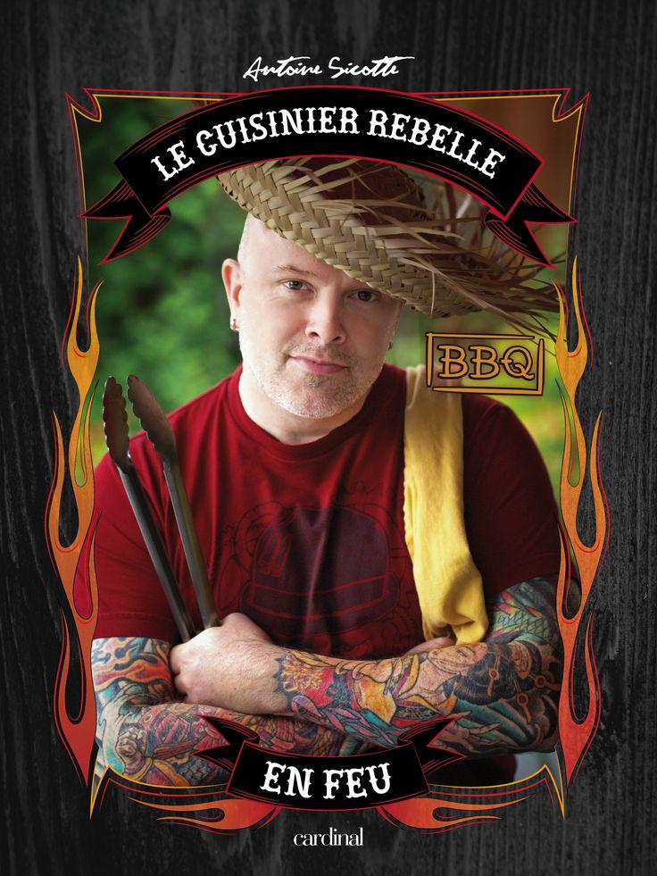 Prévente du livre Le cuisinier rebelle en feu : http://editions-cardinal.ca/ca_fr/le-cuisiner-rebelle-en-feu.html