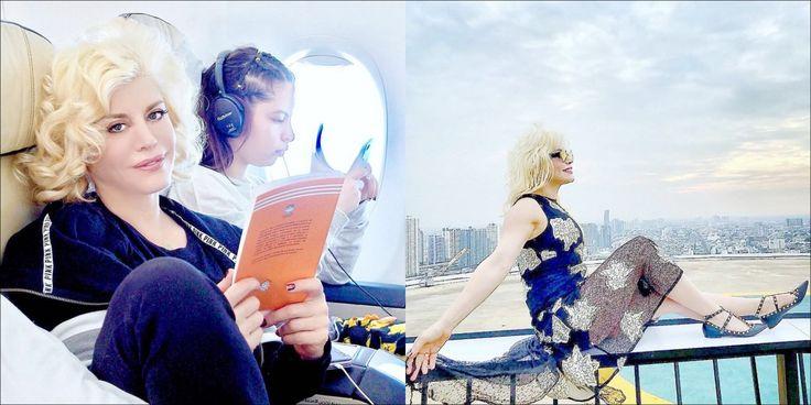 Loredana și-a dus fiica peste mări și țări! Ce destinație de vacanță și-au ales (FOTO)