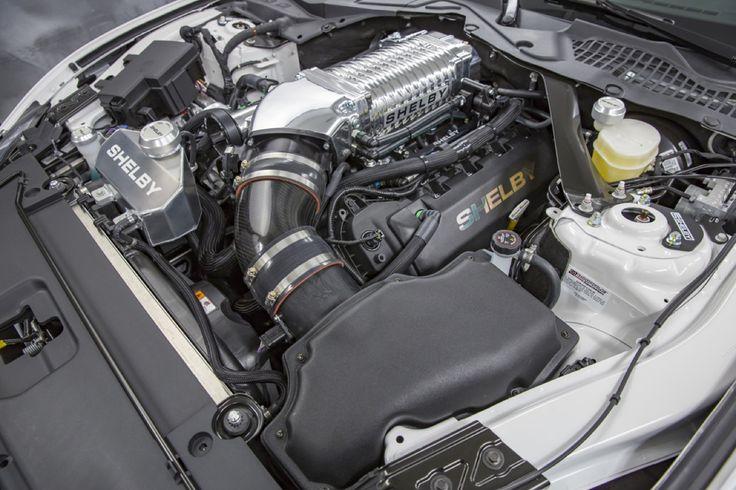 2017 Shelby Mustang Super Snake 750HP
