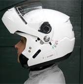 nolan helmets usa - Bing Images Mine has the sun shield and microphone built right in and I LOVE it!