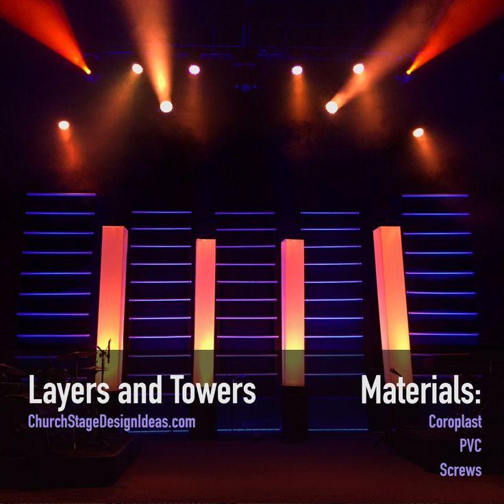 10 best stage design ideas - coroplast images on Pinterest ...