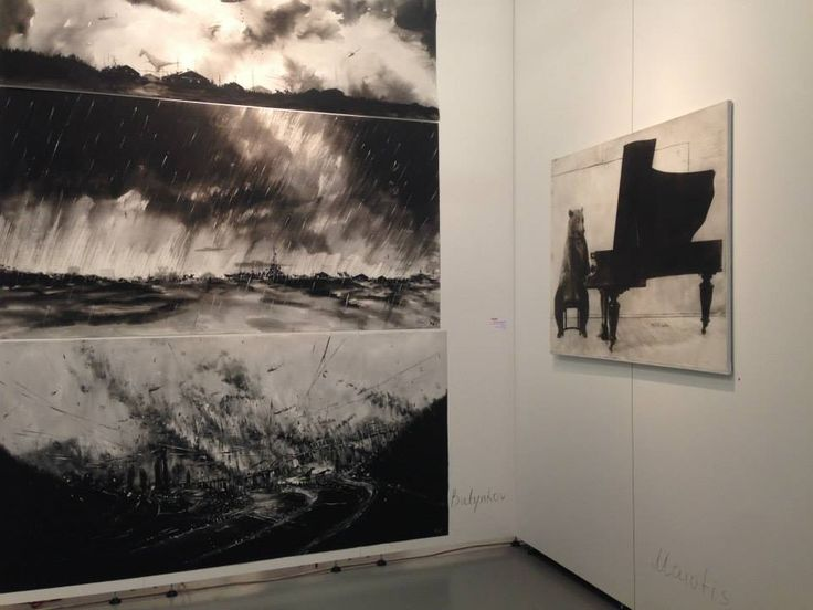 Pop / Off / Art Gallery Moscow with work of Konstantin Batinkov At Contemporary Istanbul (2013)