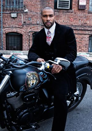 Omari Hardwick--My goodness, thats a fine man right there!!...Let's hope she's not disappointed....V....