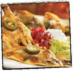 Chili's Bar and Grill Copycat Recipes: Kicking Jack Nachos