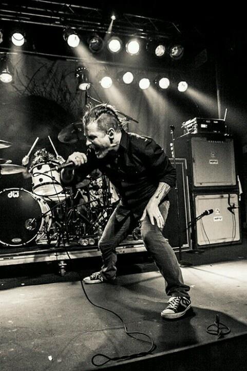 Corey Taylor, Stone Sour HoGaB CD Release Show, 10/28/12