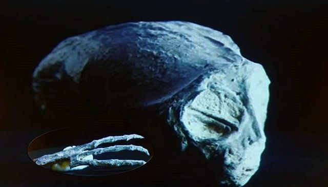 Update Ancient Alien Mummies Discovered in Peru are Reptilian Not of the Earth  UFO Sightings Hotspot #UFO's