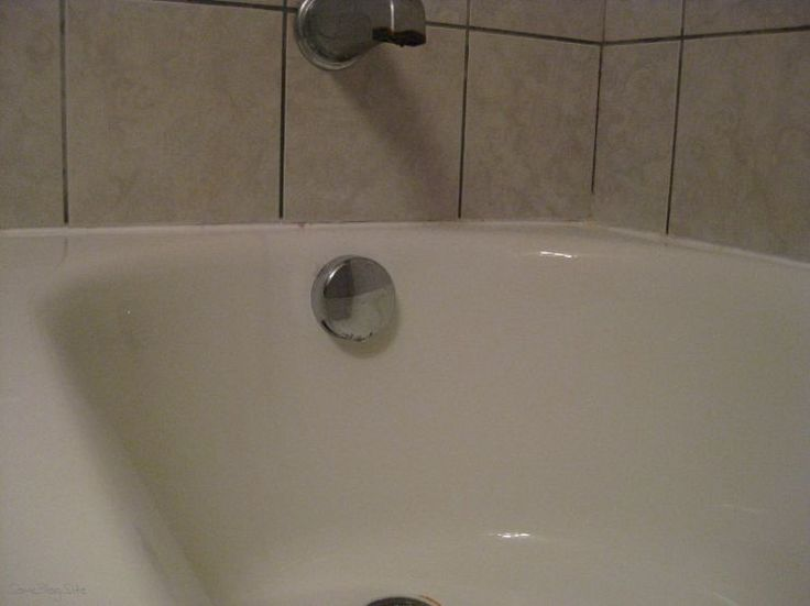How To Remove Rust Stains From Tub Remove Rust Stains
