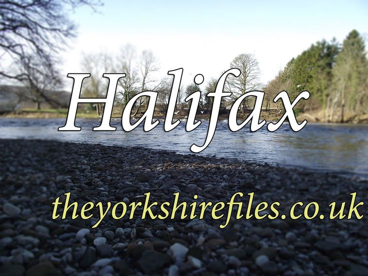 Where is Halifax West Yorkshire?