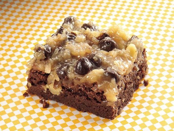 German Chocolate BrowniesYummy Desserts, German Chocolates Brownies, Yummy Recipe, Yummy Food, Rich German, German Chocolate Brownies, Brownies German Chocolates, Desserts Yummy, German Brownies