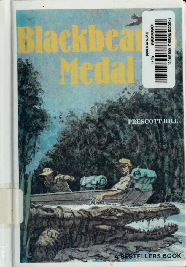 Blackbeard's Medal by Prescott Hill