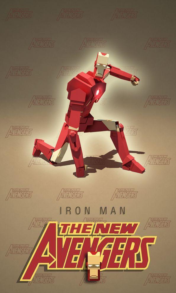 Rodrigo Oliveira - Iron Man