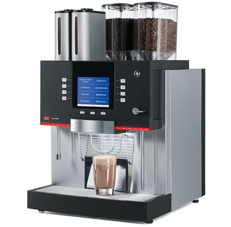 Automated Commercial Coffee Machine Uk