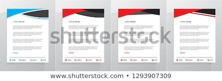 Letterhead Template Set #letterhead_template,#letterhead,#set,#print,#business_c...