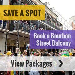Mardi Gras New Orleans:  parade routes, Krewe descriptions, great info